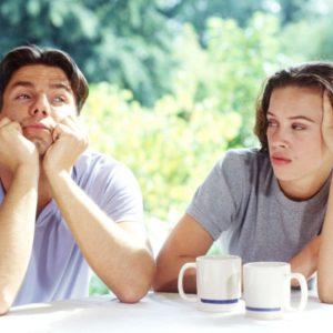 как вести себя после ссоры с девушкой