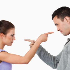 причины ссор в семье