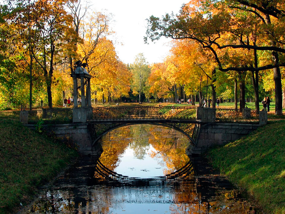 знакомства в парках Санкт-Петербурга