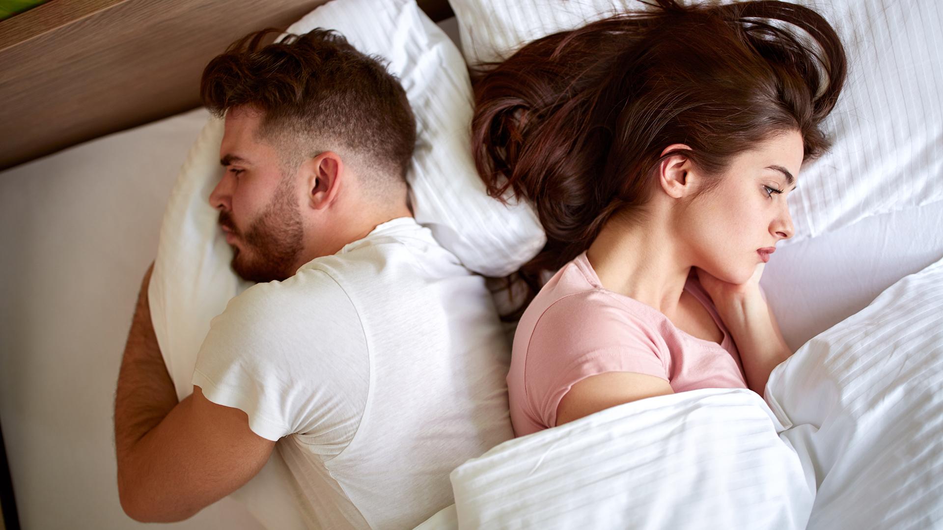 проблемы с сексом в отношениях